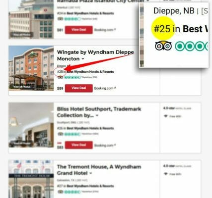 top 25 hotel wingate hotel among 4730 wyndham hotels us news travel page listing