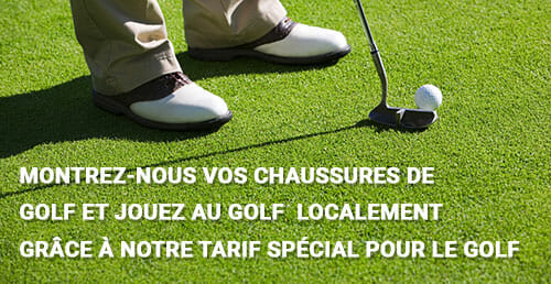 golf rate golf course summer promo 2020