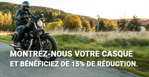 Ride and Stay Rider Motorcycle Discount