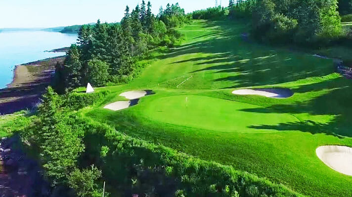 golfing Algonquin Resort in St Andrews Mountain Woods Golf Club Moncton Golf Country Club Country Meadows Golf Club Royal Oaks Golf Club